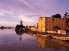 La saint-valentin sur les rives du fleuve Sénégal