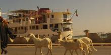 boutique Guesthouse, séjour, saint-louis du Sénégal